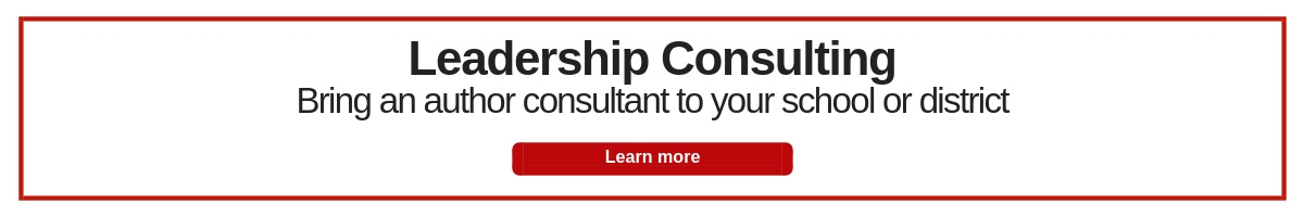 Author Consulting, Leadership, Corwin
