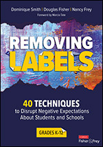 Removing Labels