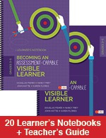 Becoming an Assessment-Capable Visible Learner Classroom Pack