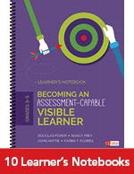 Becoming an Assessment-Capable Visible Learner 10 pack