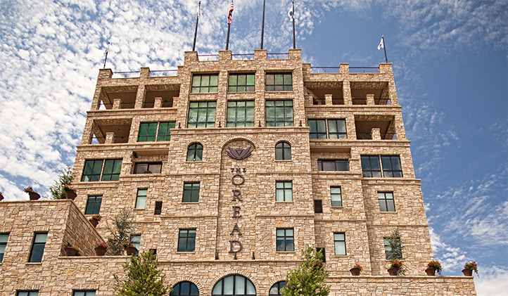 The Oread Hotel