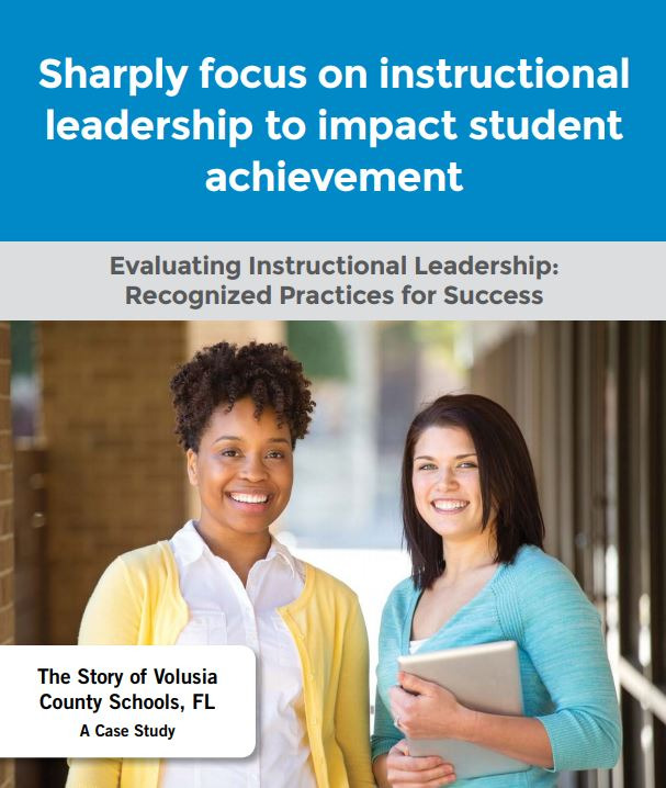 Evaluating Instructional Leadership, Volusia County Schools, Ray Smith, Julie Smith, Corwin