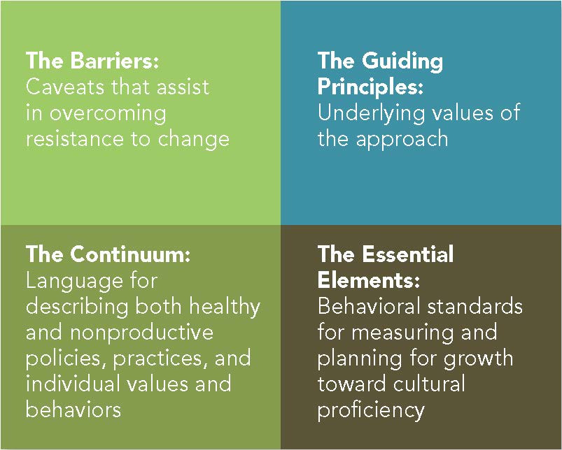 Four tools for developing cultural competence