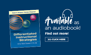 Audio Book Ad Differentiated Instructional Strategies