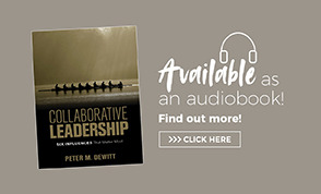 Audio Book Ad Collaborative Leadership
