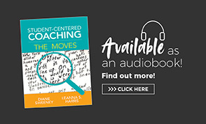 Audio Book Ad Student-Centered Coaching: The Moves