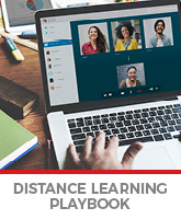 Distance Learning Playbook Institutes