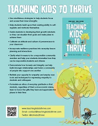 Corwin Debbie Silver Teaching Kids to Thrive