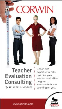 Teacher Evaluation Consulting cover