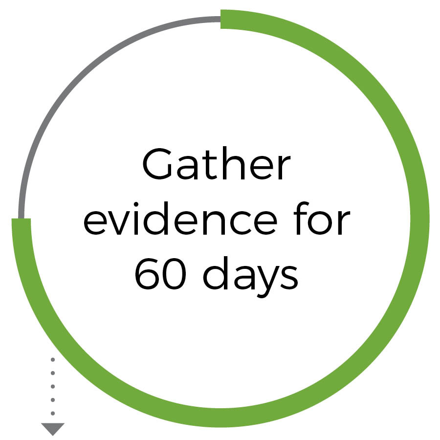 Collect Evidence
