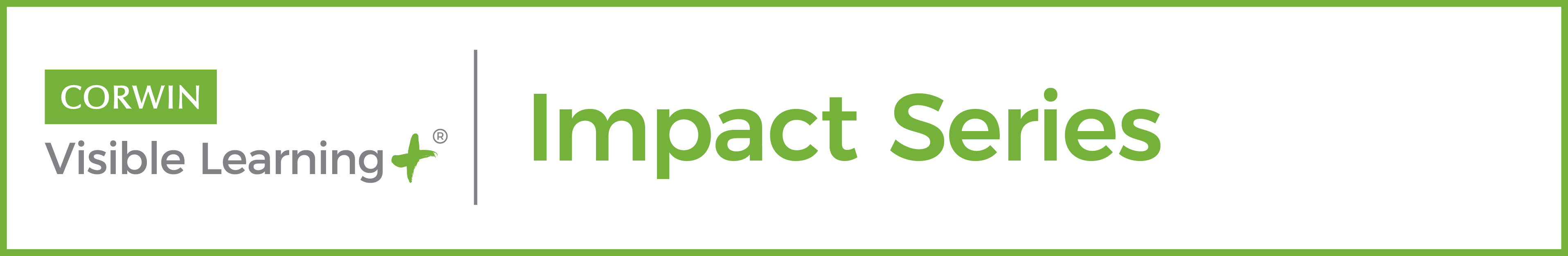 Visible Learning Impact Series
