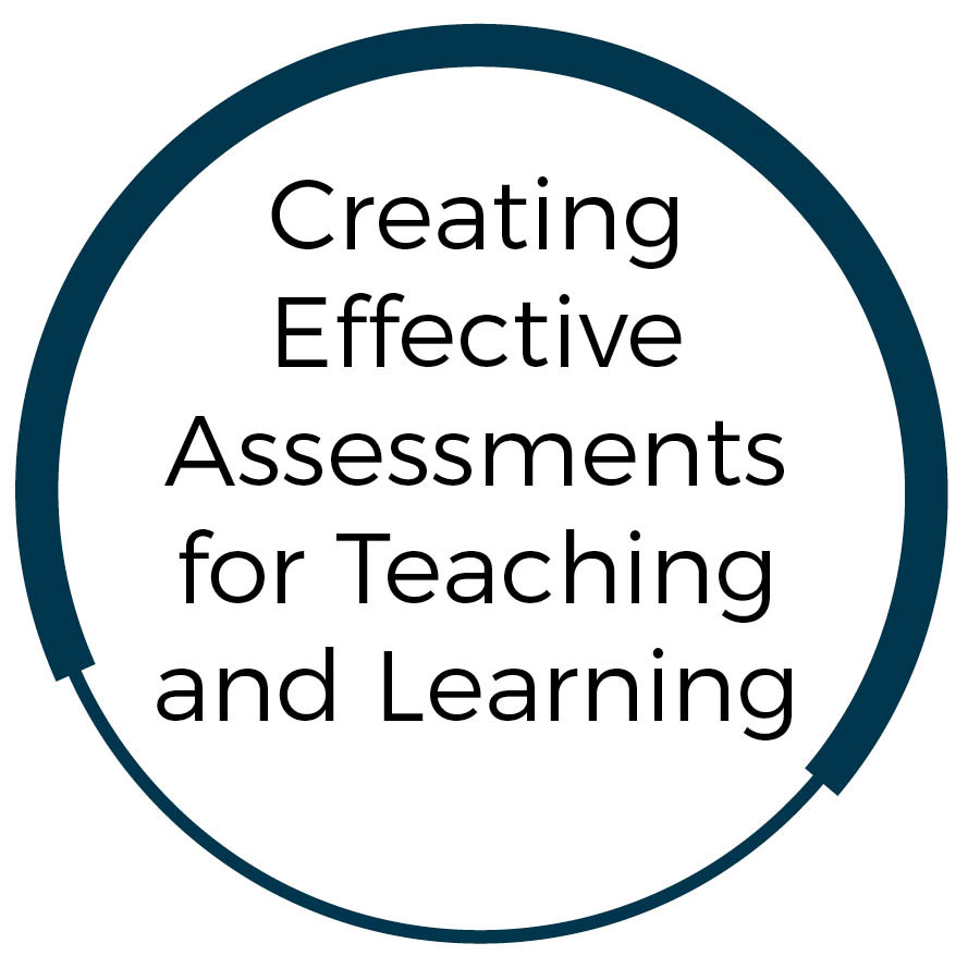 Creating Effective Assessments for Teaching and Learning
