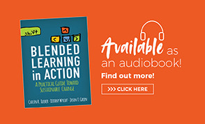 Audio Ad Blended Learning in Action