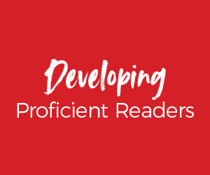Developing proficient Readers Case Study