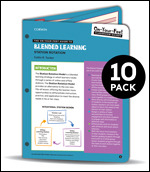 BUNDLE: Tucker: The On-Your-Feet Guide to Blended Learning: 10 Pack