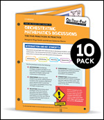 BUNDLE: Smith: The On-Your-Feet Guide to Orchestrating Mathematics Discussions: 10 Pack