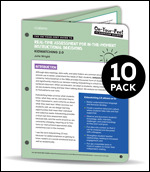 BUNDLE: Wright: The On-Your-Feet Guide to Real-Time Assessment for In-the Moment Instructional Decisions: 10 Pack