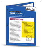 The On-Your-Feet Guide to Visible Learning: Assessment-Capable Learners