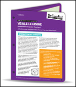 The On-Your-Feet Guide to Visible Learning: Assessment-Capable Teachers