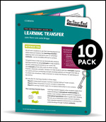 BUNDLE: Stern: The On-Your-Feet Guide to Learning Transfer 10 Pack
