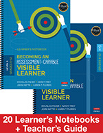 Becoming an Assessment-Capable Visible Learner, Grades 6-12, Level 1: Classroom Pack