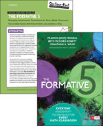 BUNDLE: Fennell, The Formative 5 Book + On-Your-Feet Guide to The Formative 5