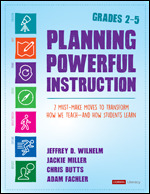 Planning Powerful Instruction, Grades 2-5