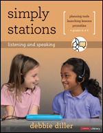 Simply Stations: Listening and Speaking, Grades K-4