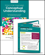 BUNDLE: Stern: Tools for Teaching Conceptual Understanding, Elementary + Stern: On-Your-Feet Guide to Learning Transfer