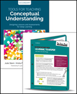 BUNDLE: Stern: Tools for Teaching Conceptual Understanding, Secondary + Stern: On-Your-Feet Guide to Learning Transfer