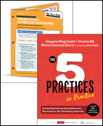 BUNDLE: Smith: The Five Practices in Practice Elementary + On-Your-Feet Guide to Orchestrating Mathematics Discussions: The Five Practices in Practice