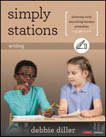 Simply Stations: Writing, Grades K-4