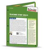 On-Your-Feet Guide: Teaching Study Skills [Grades 4-12]