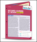 On-Your-Feet Guide: Distance Learning by Design, Grades PreK-2