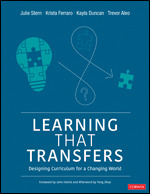 Learning that Transfers book