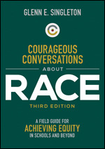 Courageous Conversations About Race book cover