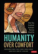 Humanity Over Comfort Book Cover