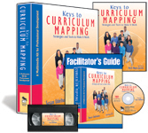 Keys to Curriculum Mapping (Multimedia Kit)