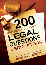 The 200 Most Frequently Asked Legal Questions for Educators