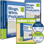 Blogs, Wikis, Podcasts, and Other Powerful Web Tools for Classrooms (Multimedia Kit)