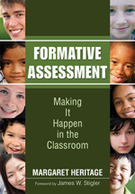 Formative Assessment: Making It Happen in the Classroom