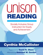 Unison Reading Socially Inclusive Group Instruction for Equity and Achievement