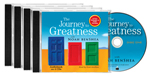 The Journey to Greatness 4 CD Audiobook