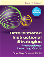 Differentiated Instructional Strategies Professional Learning Guide