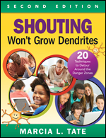 Shouting Won't Grow Dendrites
