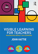 Visible Learning for Teachers Book Cover