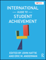 International Guide to Student Achievement Book cover