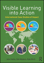 Visible Learning in Action book cover