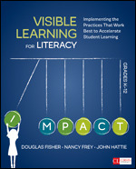 Visible Learning for Literacy Book cover